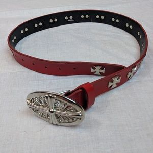 Accessories - Gothic style cross belt